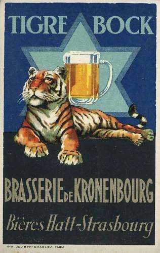 Bière française leTigre -- bière Hatt Cronenbourg Tigre_15