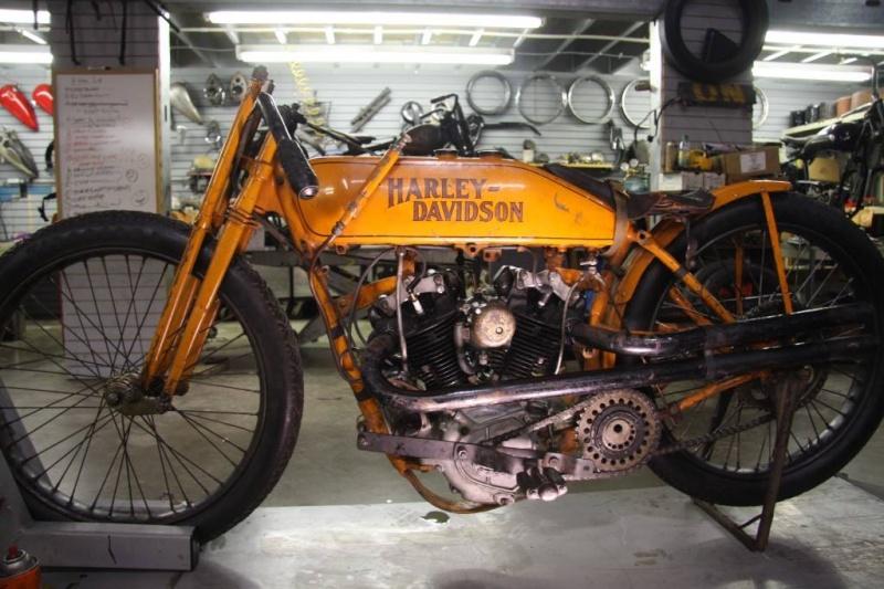 Les vieilles Harley....(ante 84) par Forum Passion-Harley - Page 5 15043010