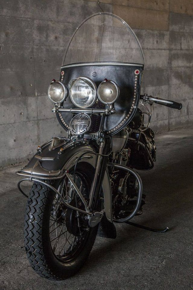 Les vieilles Harley....(ante 84) par Forum Passion-Harley - Page 5 15249810
