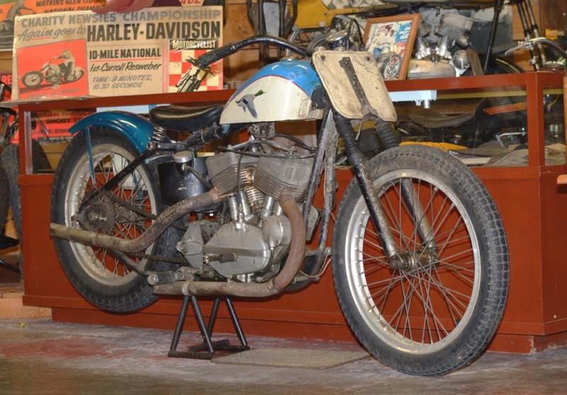Les vieilles Harley....(ante 84) par Forum Passion-Harley - Page 6 15386910