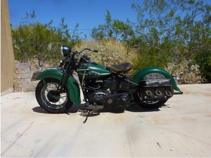 Les vieilles Harley....(ante 84) par Forum Passion-Harley - Page 6 15574810