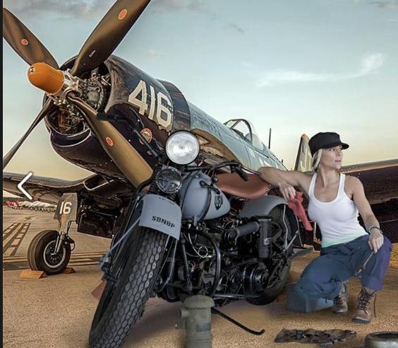 Les vieilles Harley....(ante 84) par Forum Passion-Harley - Page 6 Jk_10