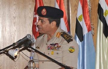 السيسى: لن أرحم من يرفع سلاحه على قوات الجيش أو أي مصري 255710