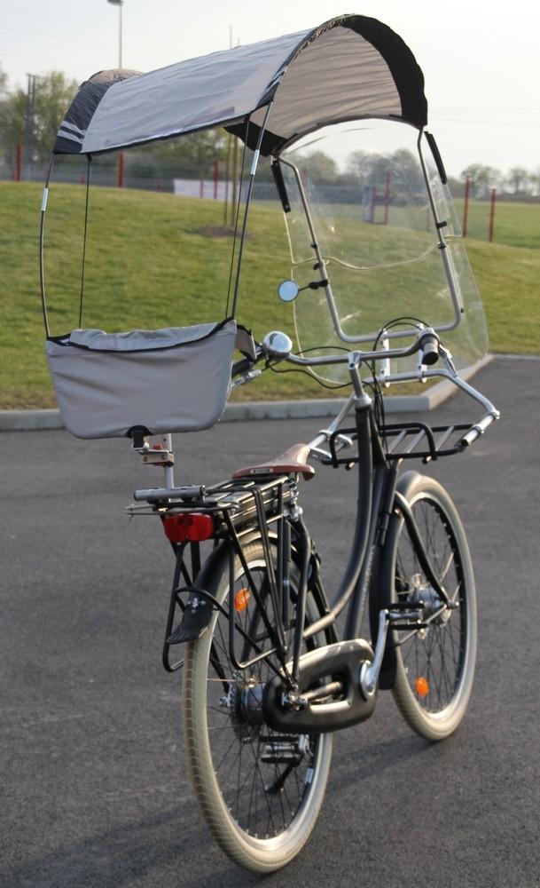 Tenue de pluie à vélo ? Protec10