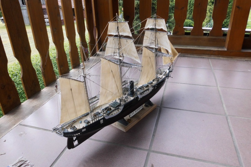 CSS Alabama von Revell in 1:96 Dsci0417