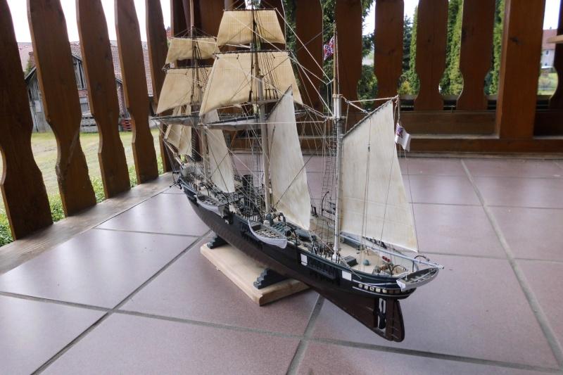 CSS Alabama von Revell in 1:96 Dsci0418
