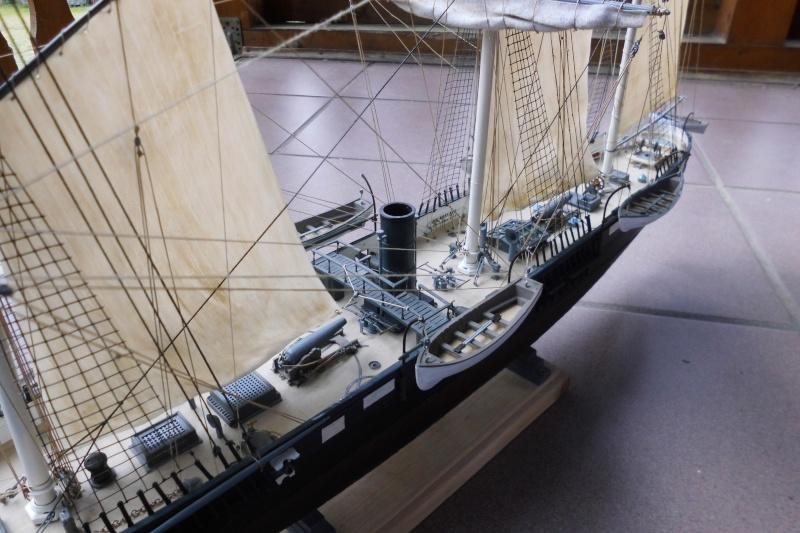 CSS Alabama von Revell in 1:96 Dsci0419
