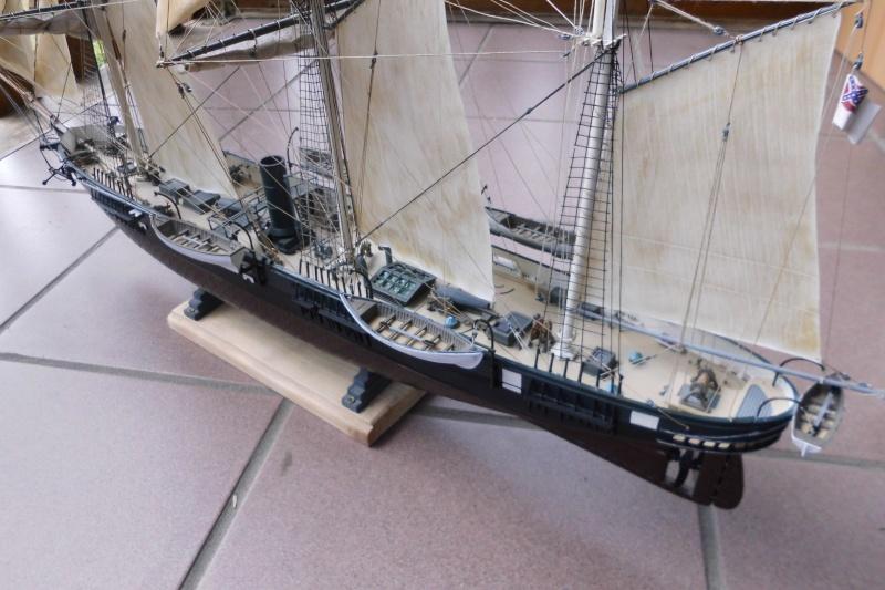 CSS Alabama von Revell in 1:96 Dsci0420