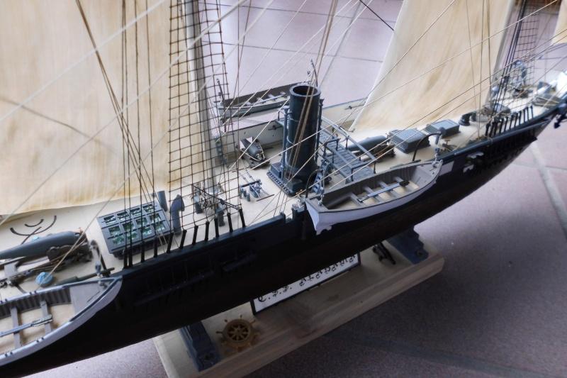 CSS Alabama von Revell in 1:96 Dsci0421