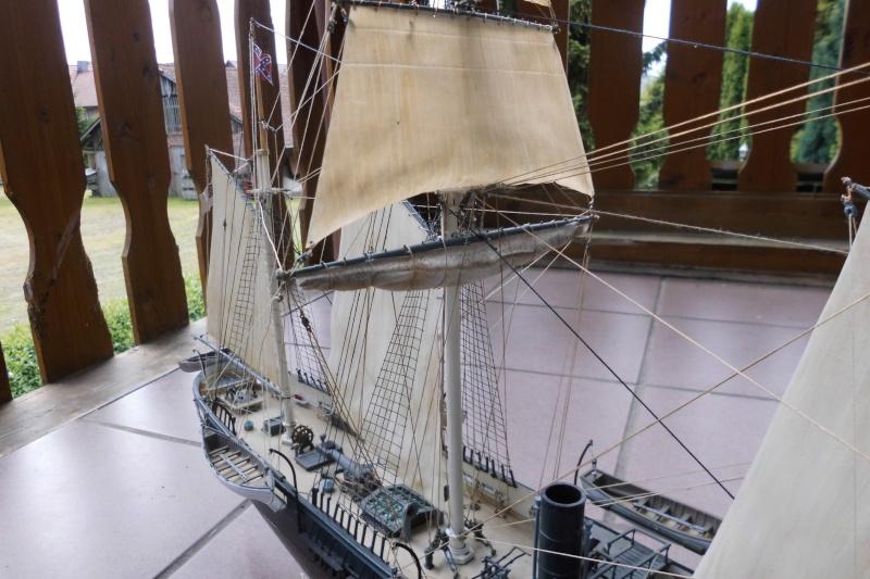CSS Alabama von Revell in 1:96 Dsci0422
