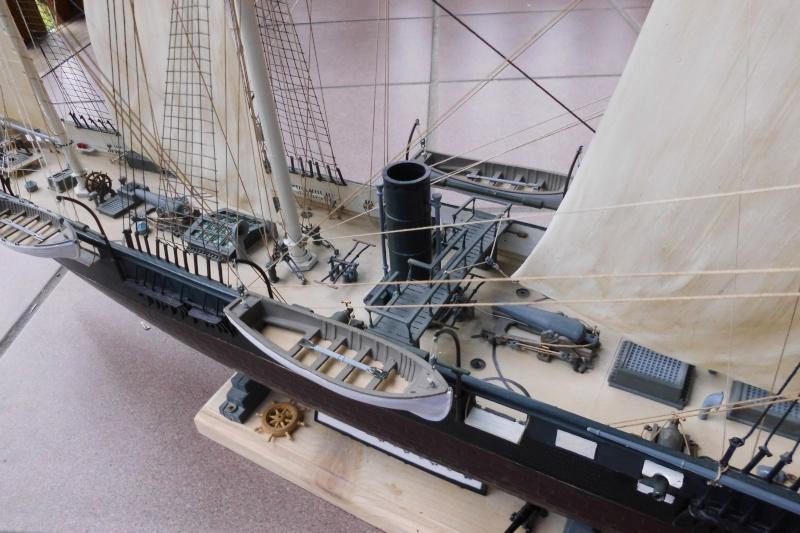 CSS Alabama von Revell in 1:96 Dsci0423
