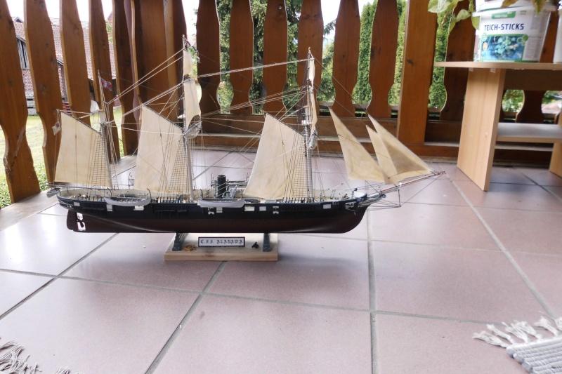CSS Alabama von Revell in 1:96 Dsci0424