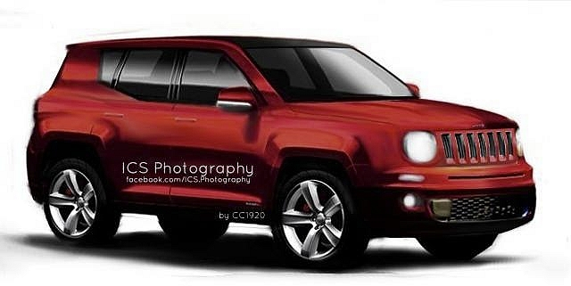 2014 - [Jeep] Renegade - Page 3 16015910