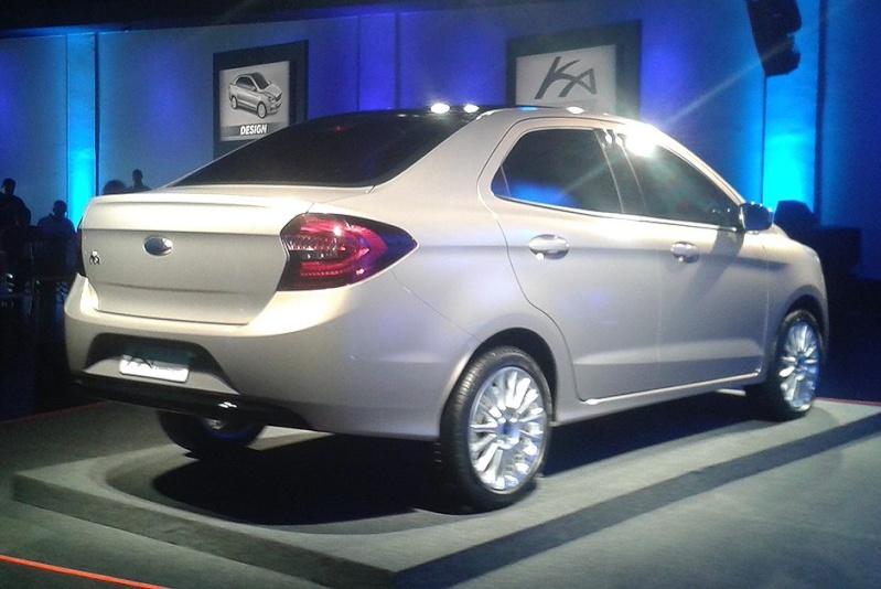 2014 - [Ford] Ka III/Ka Sedan/Figo - Page 3 16044510