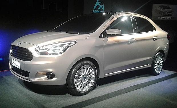 2014 - [Ford] Ka III/Ka Sedan/Figo - Page 3 Figo10