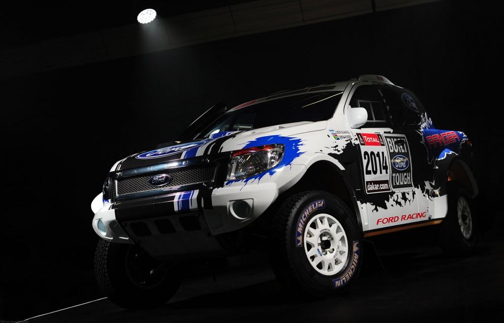 "[Sport] Le Rallye Raid (""Dakar"" etc.) - Page 2 Ford_r10"