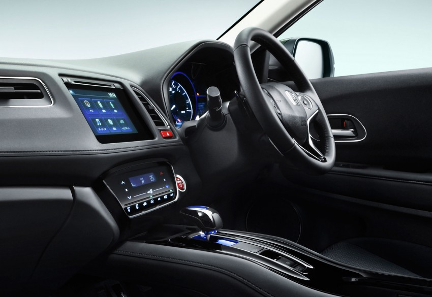 2014 - [Honda] Vezel / HR-V - Page 2 Honda_12