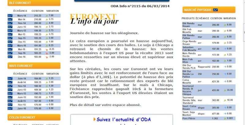 Hausse tournesol oleique Hausse10