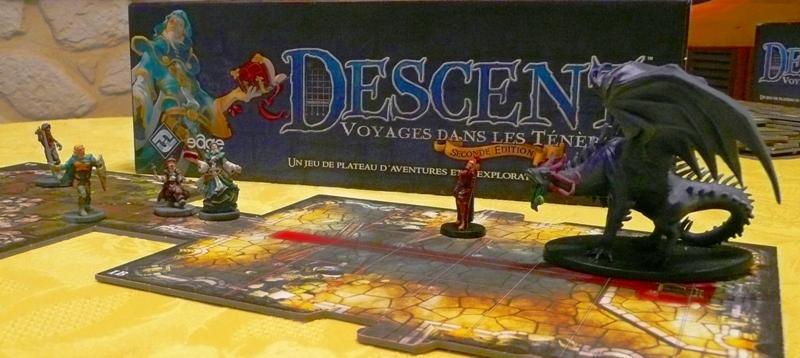 Descent : Mode campagne 110