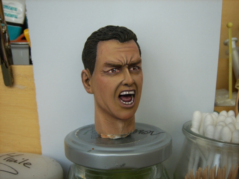mes 2 dernières head Sculpt pour mon futur dio. Spa50412