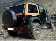 2011 Jeep Wrangler Unlimited Sport Suntop11