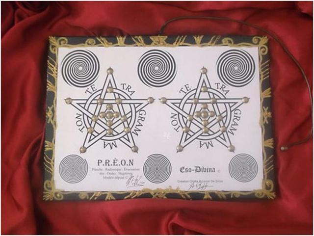 La planche P.R.E.O.N Eso-Divina --> Partage de nos infos et de nos expériences Preon_12