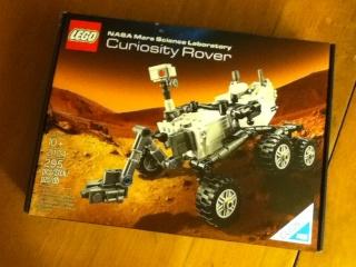 Maquette Curiosity en LEGO - Page 2 Img_0910