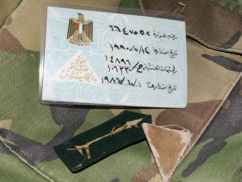 Gulf War 1 Iraqi  Captured Grouping 3-id-c10