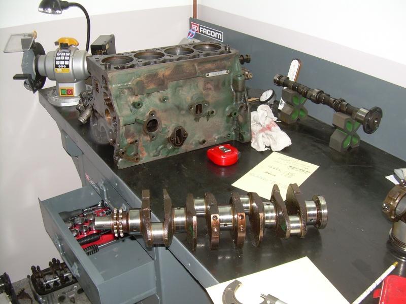 Préparation moteur 1600 Poissy Dscn2216
