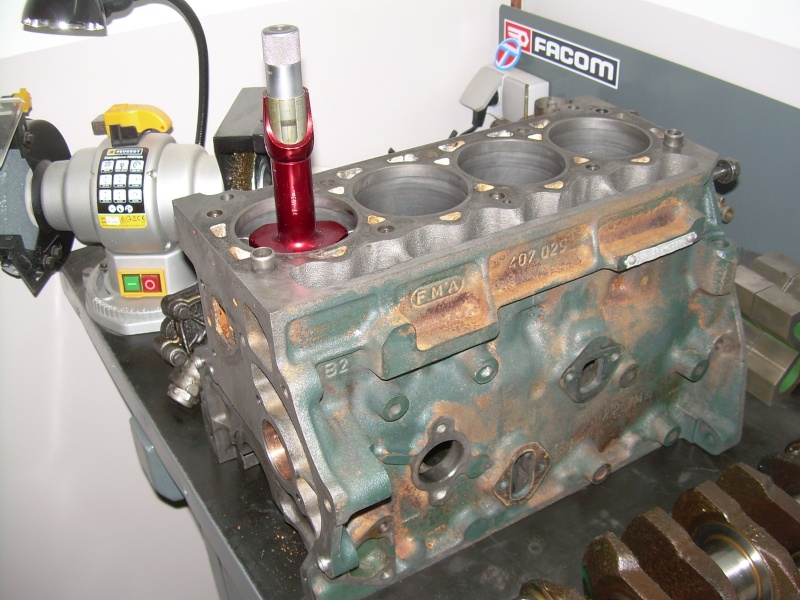 Préparation moteur 1600 Poissy Dscn2219
