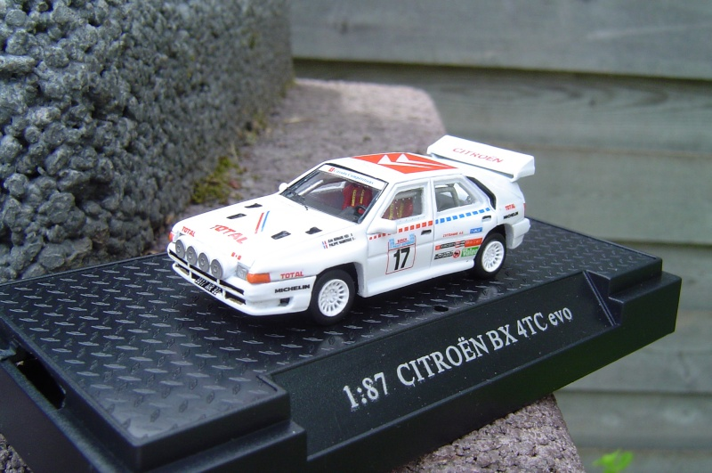 MAKETTE Citroën au 1/87° Bx_ral10