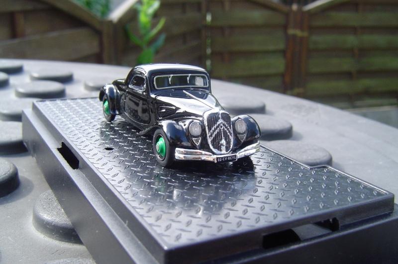 MAKETTE Citroën au 1/87° Caland10