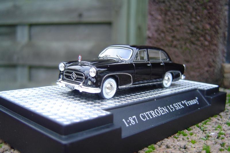 MAKETTE Citroën au 1/87° Citroe11