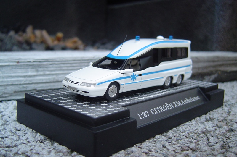 MAKETTE Citroën au 1/87° Citroe12