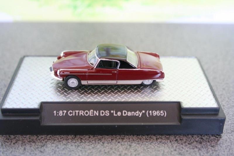MAKETTE Citroën au 1/87° Dandy110