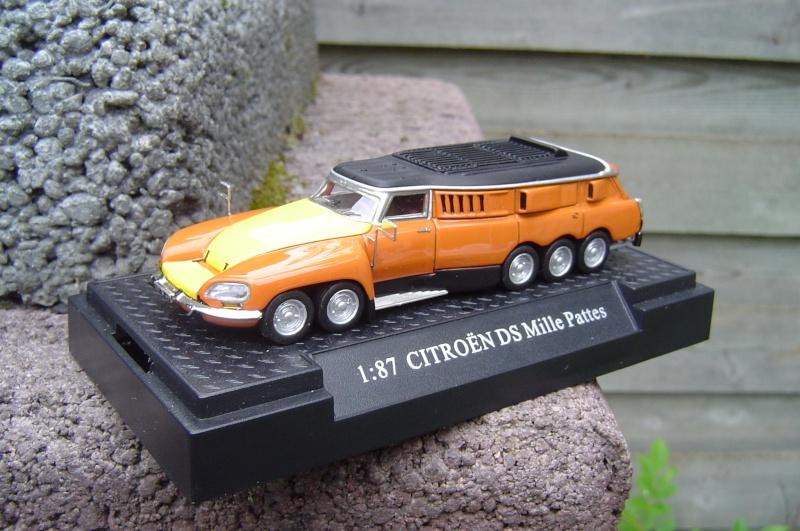 MAKETTE Citroën au 1/87° Ds_10010