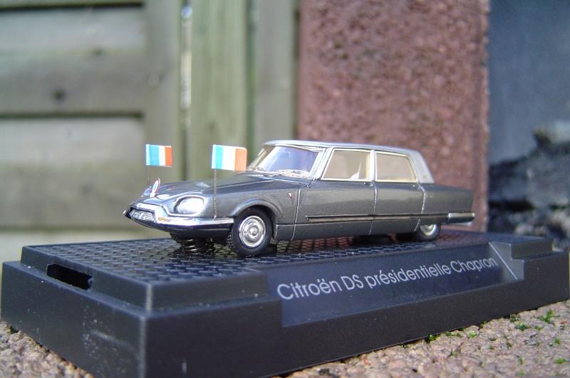 MAKETTE Citroën au 1/87° Ds_pra10