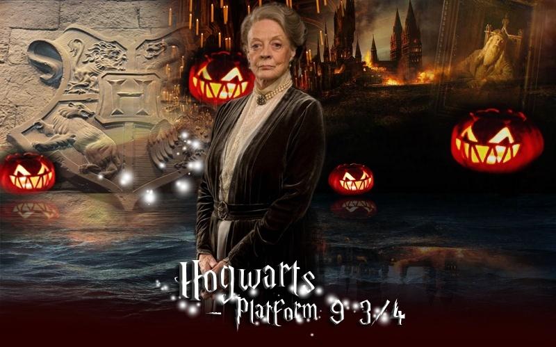 Hogwarts - Platform 9 3/4