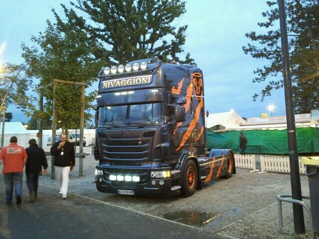 24 Heures du Mans Camions 12&13 Octobre 2013 Scania10