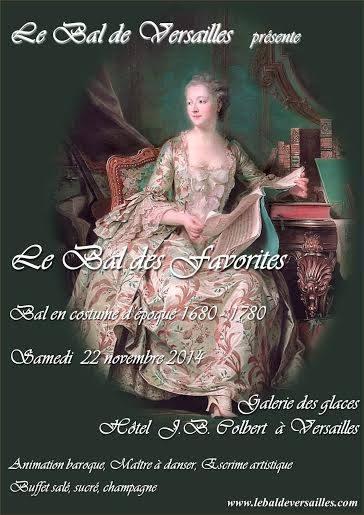les affiches  du bal de  Versailles, depuis 2002 10156111