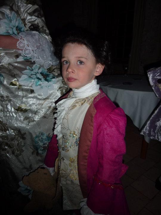 Les enfants au Bal de Versailles 29895_10