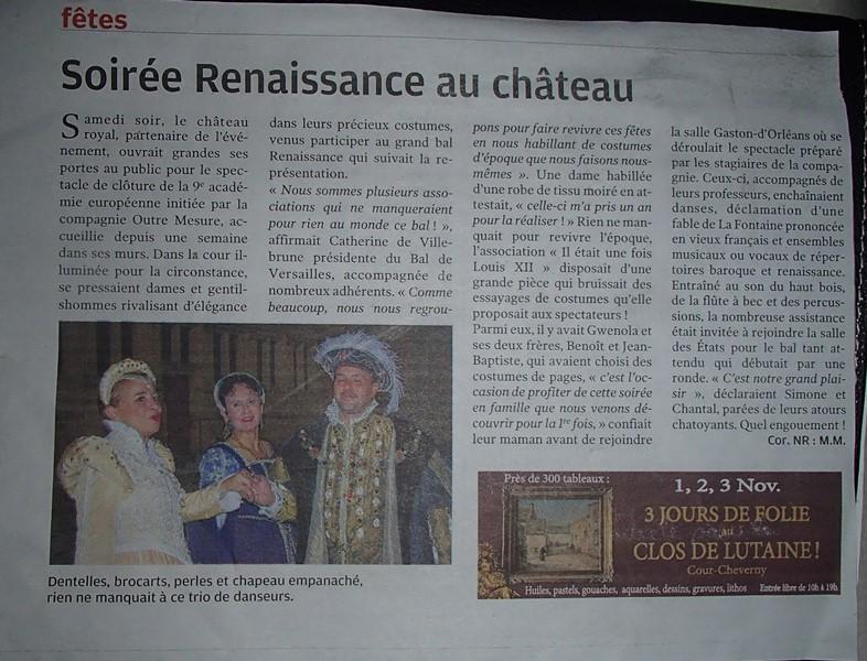 Presse du bal de Versailles - Page 3 Pb080310