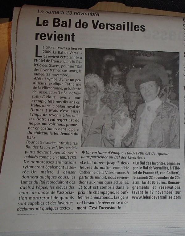 Presse du bal de Versailles - Page 4 Pb180511