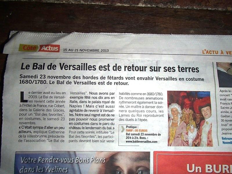 Presse du bal de Versailles - Page 4 Pc020010