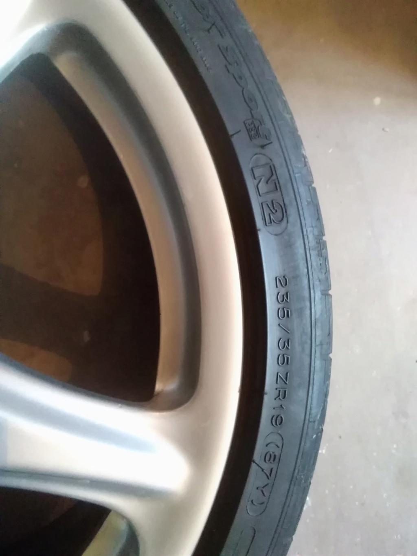 [vends] 4 pneus 19 pouces Michelin été  Img_2013