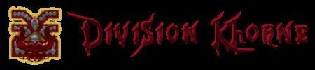 Campeonato Piel de Minotauro 2 - Division Khorne - Jornada 6 del  23 al 29 de Noviembre Logo_d12