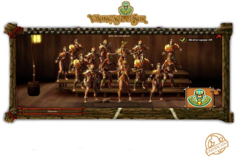 Nº Registro: 004 - Entrenador: Tharsis Tharsi21