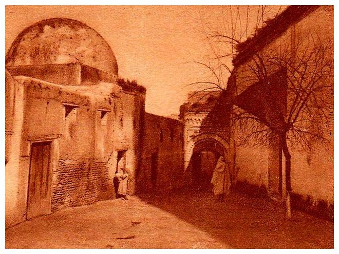 La ville de Meknès. A_a_me11