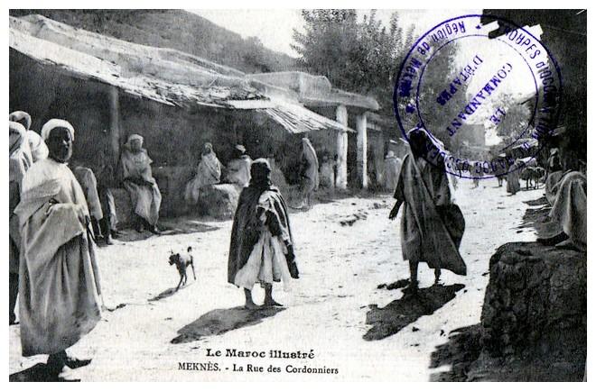 MEKNES, LA VILLE A_a_me13