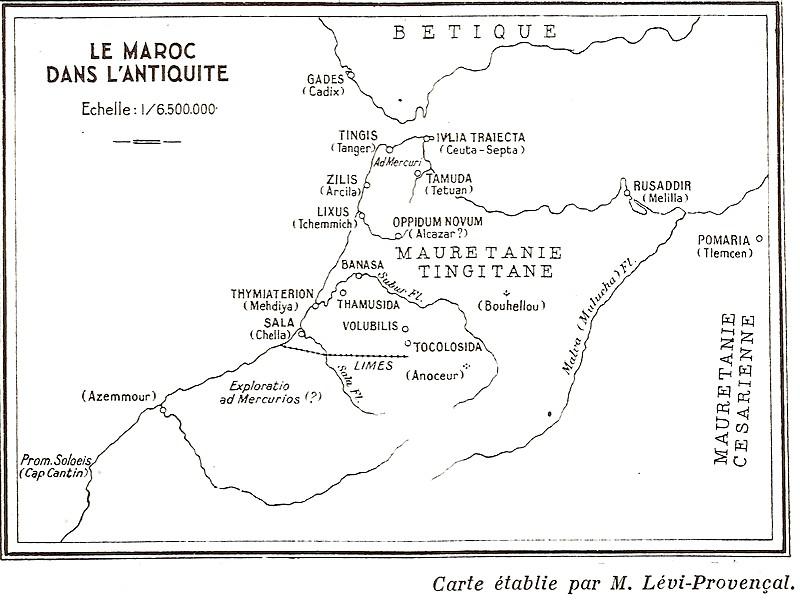 MAROC, Atlas historique, géographique, économique. 1935 Bbscan17